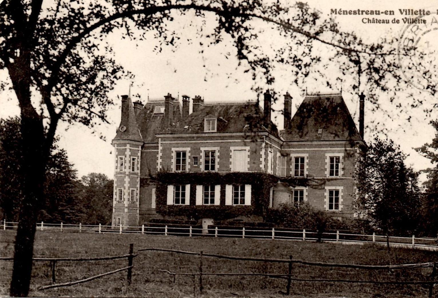Chateau vielle phot